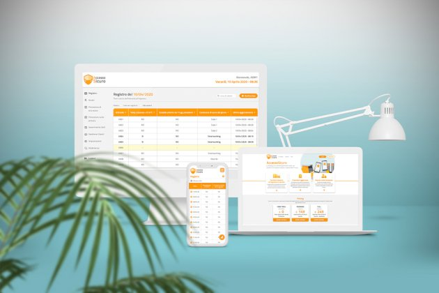 ACCESSOSICURO, la webapp aziendale con software gestionale smart, per ripartire in Sicurezza e nel pieno rispetto della Privacy