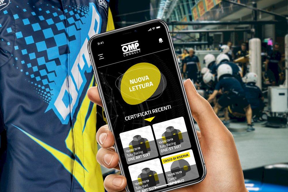 App NFC per il recupero dei Certificati