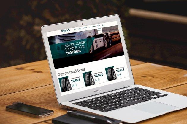 Tegrys Website