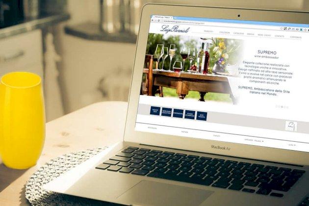 CORPORATE & DIVISION WEBISITE